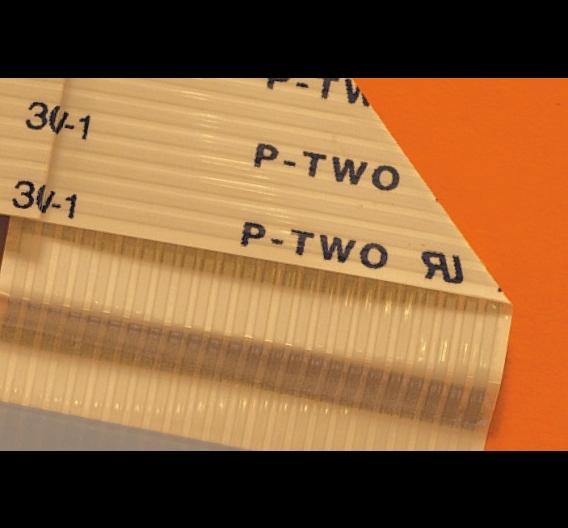 Flexleitungen, die für den jeweiligen Einsatzfall gefaltet werden können