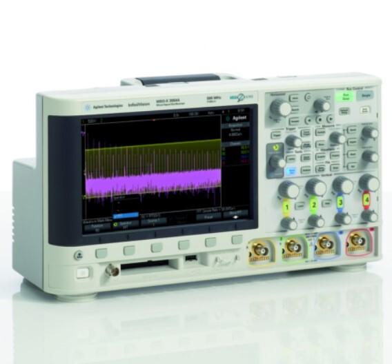 Agilents neue InfiniiVision-Serien 2000X und 3000X warten mit einem modernen und benutzerfreundlichen Design auf.
