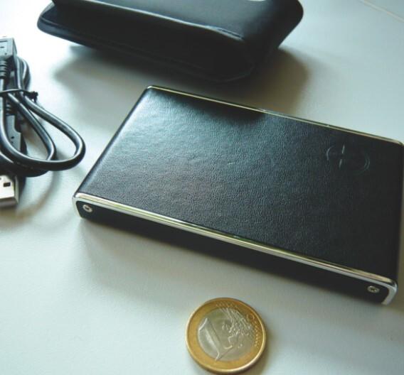 Externe SSD im 2,5-Zoll-Gehäuse