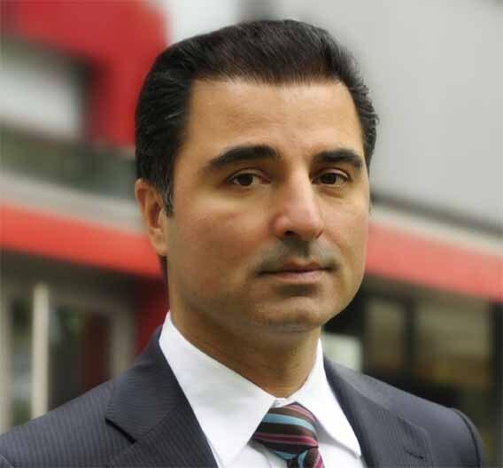 Hamid-Reza Nazeman Country Manager für Deutschland und Zentraleuropa bei Qualcomm: »HSPA+ und LTE sind sich sehr gut ergänzende Übertragungsstandards, und sie werden neben- und miteinander sehr gut existieren.«
