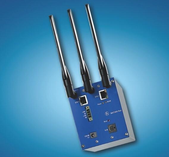 Belden hat in die Hirschmann-WLAN-Access-Points und -Clients der Serie BAT300 außer den Protokoll-Stacks auch Erweiterungen für den reibungslosen Betrieb von WLAN mit Profinet und EtherNet/IP integriert.