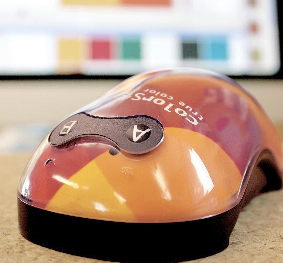 Farbmesstechnik im Fokus: MAZeT auf der Sensor + Test 2011