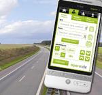 OpenRide: Smartphone statt Daumen raus