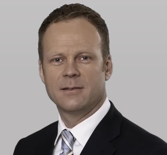 Dr. Peter Weigand, TTTech-Vorstand für Sales und Marketing.