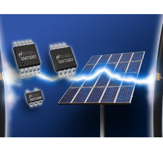 Referenzdesign kombiniert ICs und MBDF-Firmware: SolarMagic-Chipsatz ...
