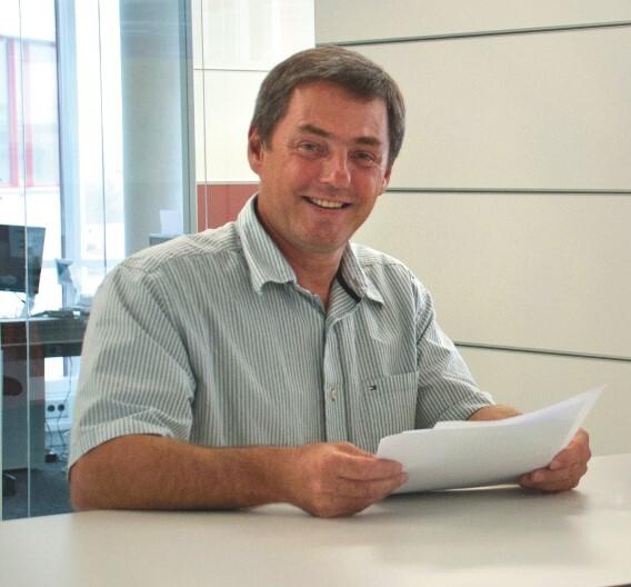 Asys-Geschäftsführer Werner Kreibl: »Wenn wir die Umsatzverteilung betrachten, entfallen für das Jahr 2010 nahezu 80 Prozent auf unser Solargeschäft, aber auch der Elektronik-Bereich entwickelt sich sehr gut.
