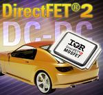MOSFETs mit hoher Leistungsdichte für DC/DC-Wandler