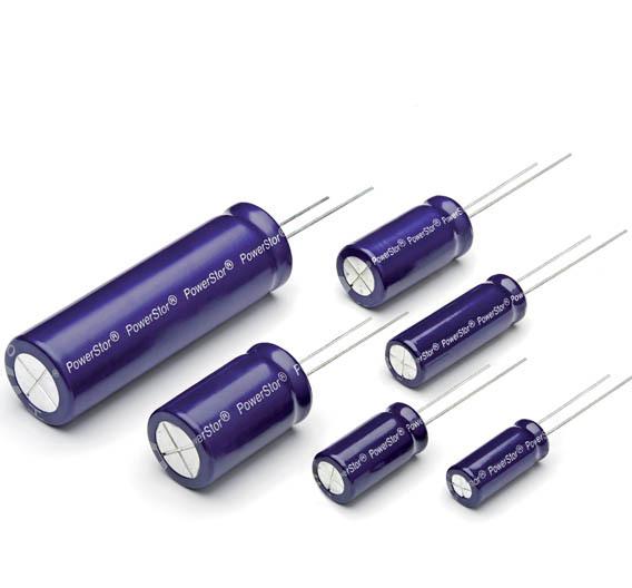 Aerogel-Superkondensatoren erreichen eine viel höhere Leis-tungs-dichte und auch eine deutlich längere Lebensdauer als Batterien.