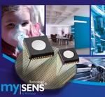 Gassensor auf CMOS-Basis