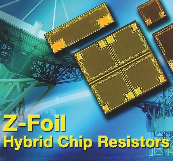 Flexiblen und wirksamen Schutz für Bauelemente mit kleinem Formfaktor bieten nach Überzeugung der Experten von Vishay Foil Resistors vor allem Bulk-Metal-Folienwiderstände.