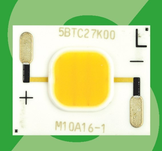 LED-Module der Baureihe Zenigata-MiniZENI von Sharp, erhältlich bei Schukat