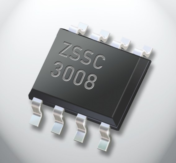 ZSSC3008 Signalkonditionierungs-IC von ZMDI