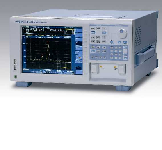 Optischer Spektrumanalysator A6375Q von Yokogawa
