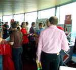 Messtechnik auf dem Olympiaturm 2011