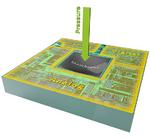 MEMS-Sensor mit integrierter Signalkette