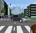 Verkehrsmodell berechnet komplexe Szenarien in Echtzeit