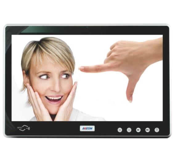 Der »ACP-5000« von Aaeon verfügt über einen projektiv-kapazitiven Multitouchscreen.