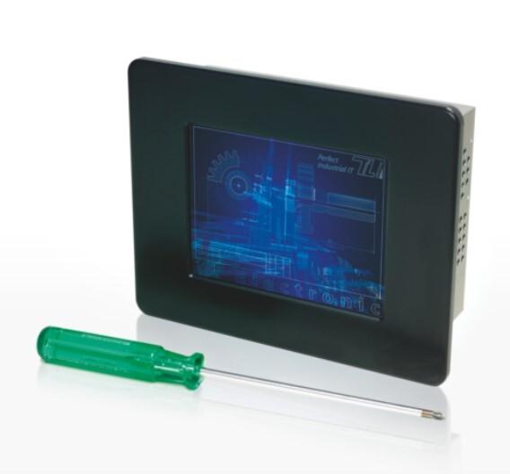 Dank niedriger Leistungsaufnahme kann der HMI-Panel-PC von TL Electronic per »Power over Ethernet« betrieben werden.
