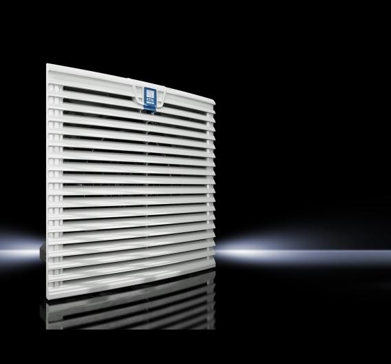 Mit einer neuen Leistungsklasse erweitert Rittal seine aktuelle TopTherm-Filterlüfter-Generation für die Schaltschrank-Klimatisierung; und zwar um Geräte mit einer Luftleistung von 900 m³/h zur Verfügung.