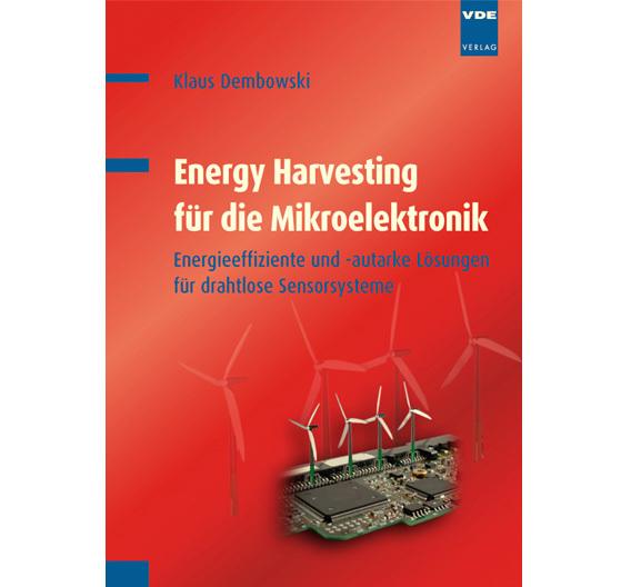 Fachbuch: Energy Harvesting für die Mikroelektronik