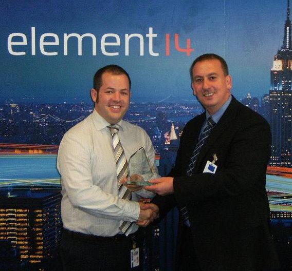 Farnell wurde von MTL Instruments ausgezeichnet.