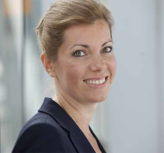 Frau Dr. Anastassia Lauterbach ist neuer Senior Vice President of Global Business Operations Europe bei QUalcomm.