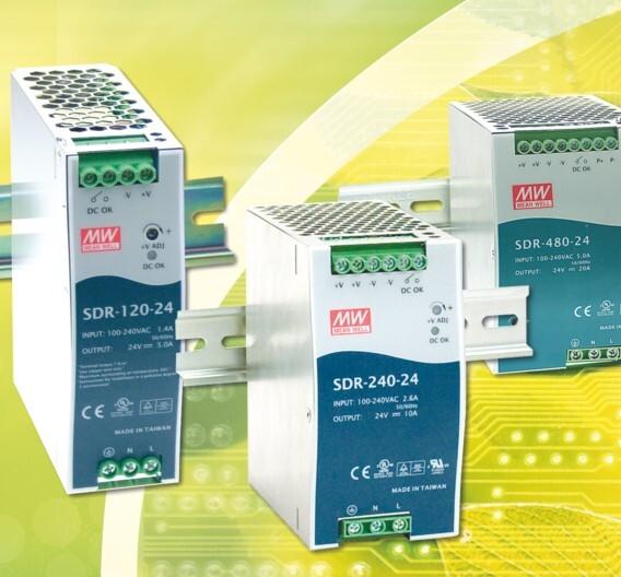 Vom klassischen Hut-Schienen- und Einbaunetzteil über LED-Stromversorgungen, Solarinverter bis zu Brick-Lösungen reicht inzwischen das AC/DC- und DC/DC-Angebot des taiwanischen Stromversorgungsspezialisten Mean Well.