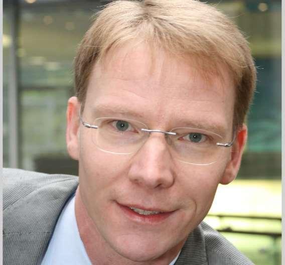 Dr. Andreas Gontermann, ZVEI: »Strukturell wie auch betriebswirtschaftlich sind wir in der Elektroindustrie sehr gut aufgestellt. Unsere Firmen haben im Durchschnitt eine Eigenkapitalquote von 40 Prozent, das sind 10 Prozentpunkte mehr als im Schnitt des Verarbeitenden Gewerbes insgesamt.«