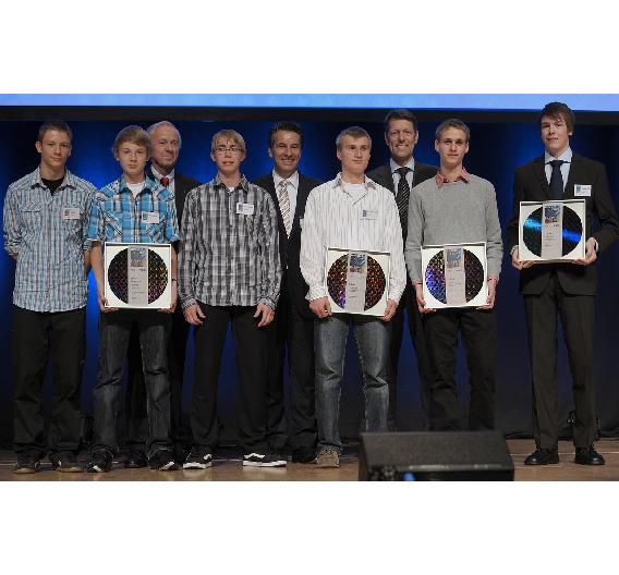 """BMBF und VDE präsentieren die """"Invent a Chip""""-Preisträger"""