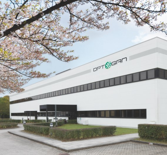 Optogan LED-Chip-Fertigung in Landshut
