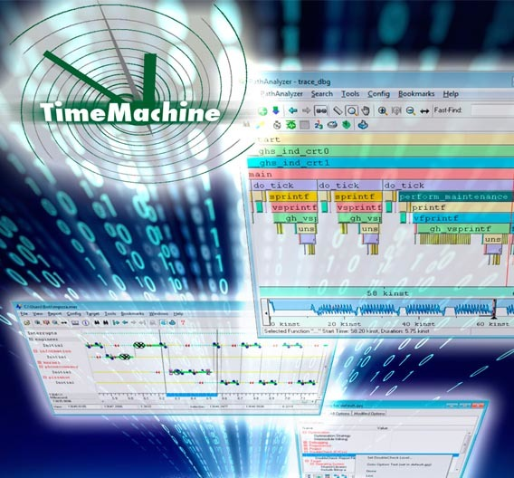 Green Hills Compiler 2012 und MULTI v6: mehr Produktivität, mehr Geschwindigkeit.