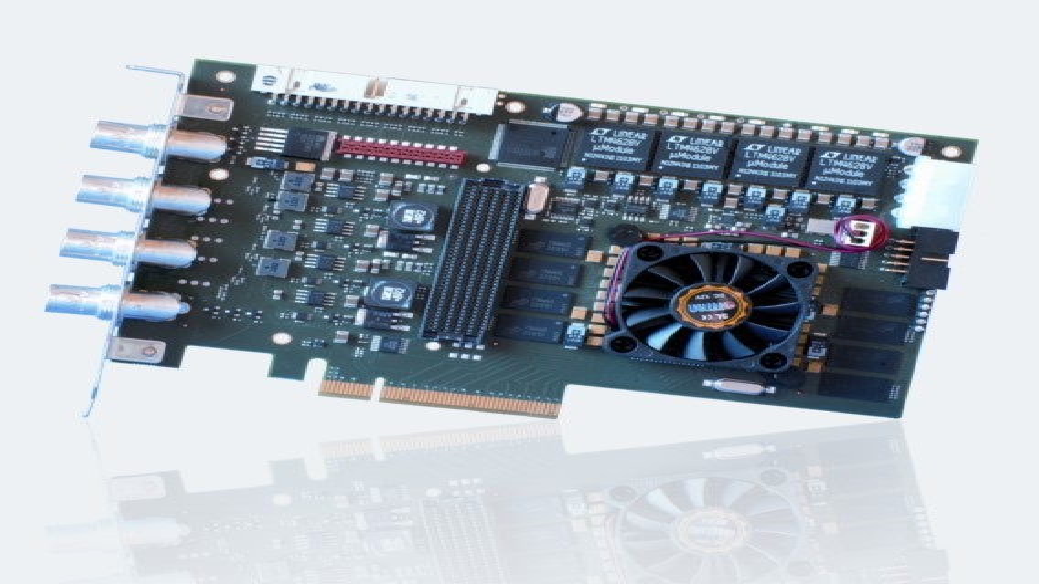 Framegrabber der Serie »microEnable 5« von Silicon Software