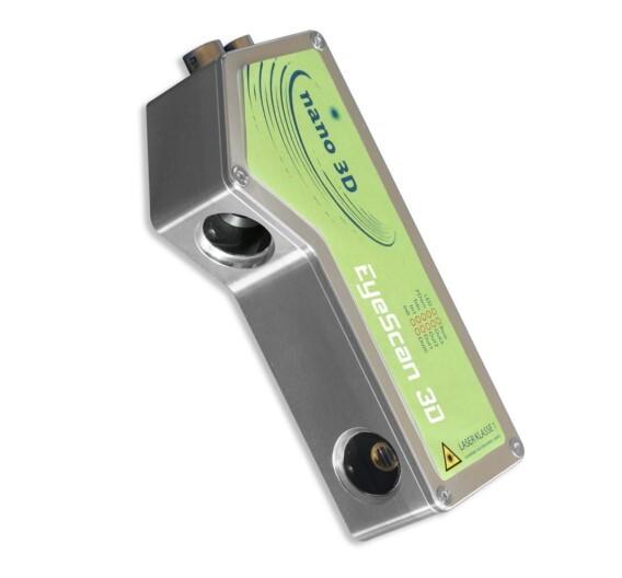 Scankopf »EyeScan LT 3D« von EVT Eye Vision Technology