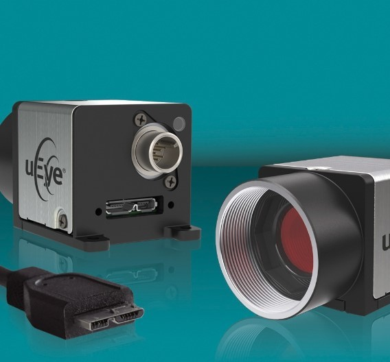 »USB uEye CP« von IDS Imaging Development Systems