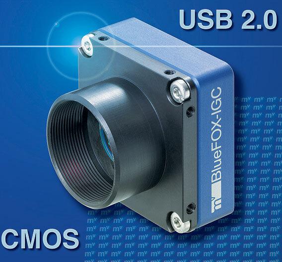 Die Einplatinen-Kamera-Familie mvBlueFOX-MLC von Matrix Vision gibt es ab sofort mit der Bezeichnung mvBlueFOS-IGC auch mit Gehäuse.