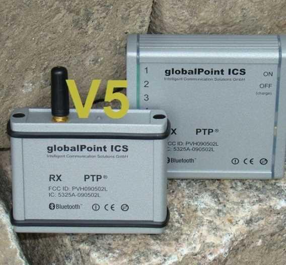 Achtkanaliger Temperaturprofiler von GlobalPoint ICS