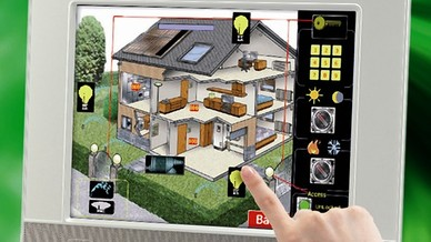 Für Multimedia-Anwendungen eignen sich die bei Comp-Mall erhältlichen Touch-Panel-PCs der Serie »Afolux 4« von IEI Technology.