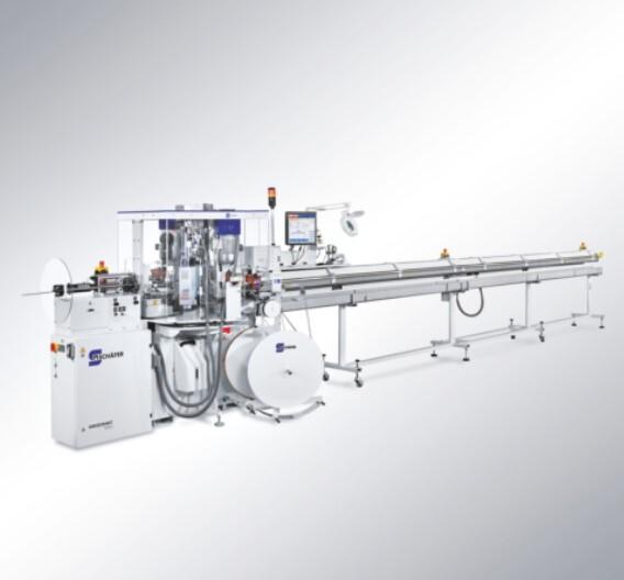 Vollautomatische Kabelverarbeitungsmaschine »Megomat 1000«