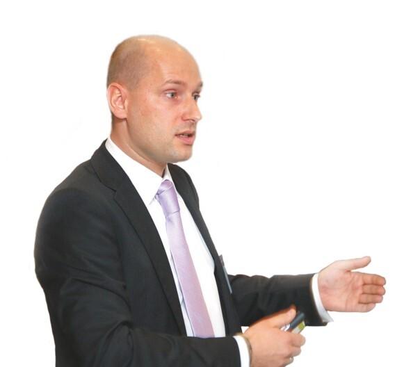 Michael Töpert, PRTM/PwC: »Wir haben es in der Elektronikindustrie mit sehr viel Volatilität zu tun. Das ist kein Tagesphänomen, sondern unsere neue Normalität.«