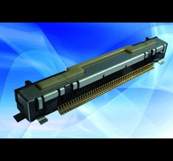 High-Speed-Steckverbinder für FFC-Leitungen (Flexible Flat Cable)