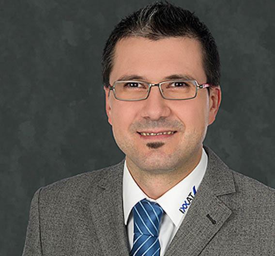 Stefano Bolzoni, Leiter der italienischen Ixxat-Niederlassung.
