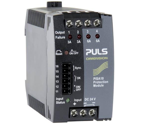 Das PISA-Schutzmodul von Puls.