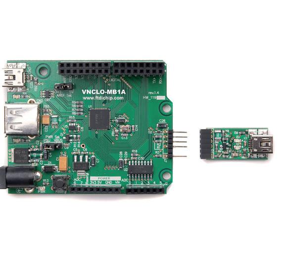Das VNCLO-START1-Kit.