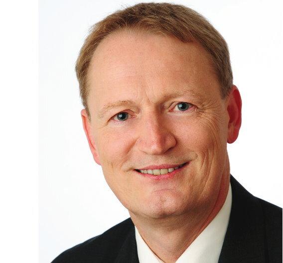 Dr. Klaus Eder ist der neue CEO von Berner & Mattner Systemtechnik.