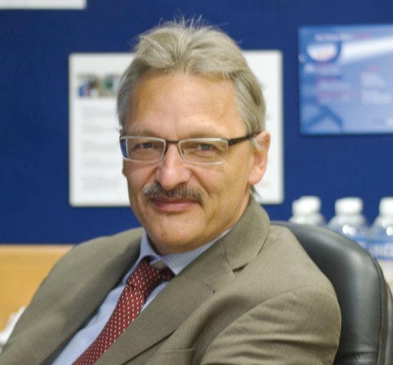 Friedhelm Pickhard, Vorsitzender der Geschäftsführung der ETAS GmbH.