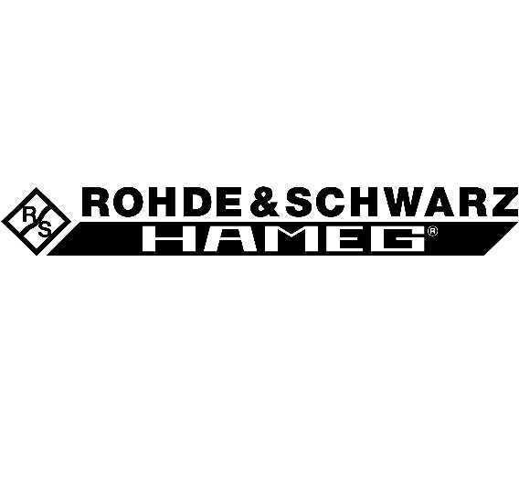 Das duale Logo soll innerhalb des nächsten Vierteljahres in fast allen Regionen für Hameg-Produkte eingeführt werden.
