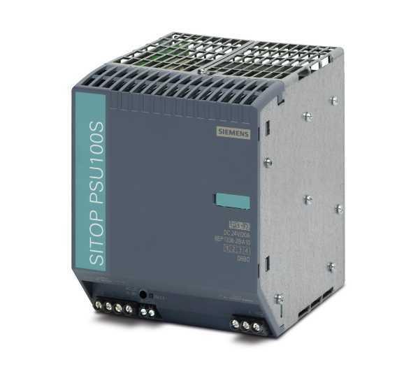 20-Ampere-Stromversorgung »Sitop PSU100S« von Siemens