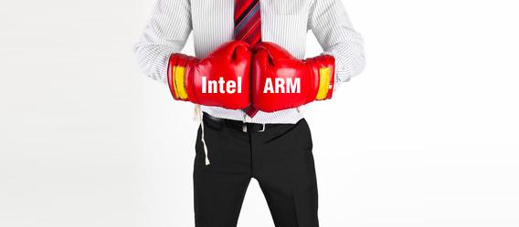 Intel vs. ARM - wer hat die besseren Embedded-Karten?
