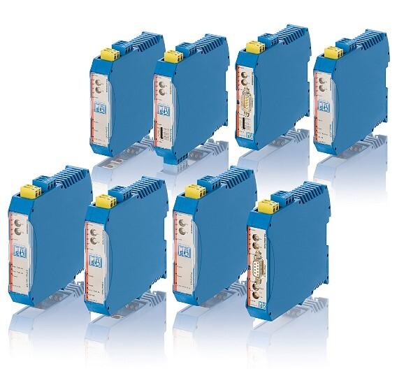 Für diverse Kommunikationsprotokolle erhältlich sind die Gateways der Serie »Unigate AS-i« mit integrierter AS-Interface-Masterplatine.