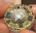 Notruf-Uhr mit Mini-GSM-Modul